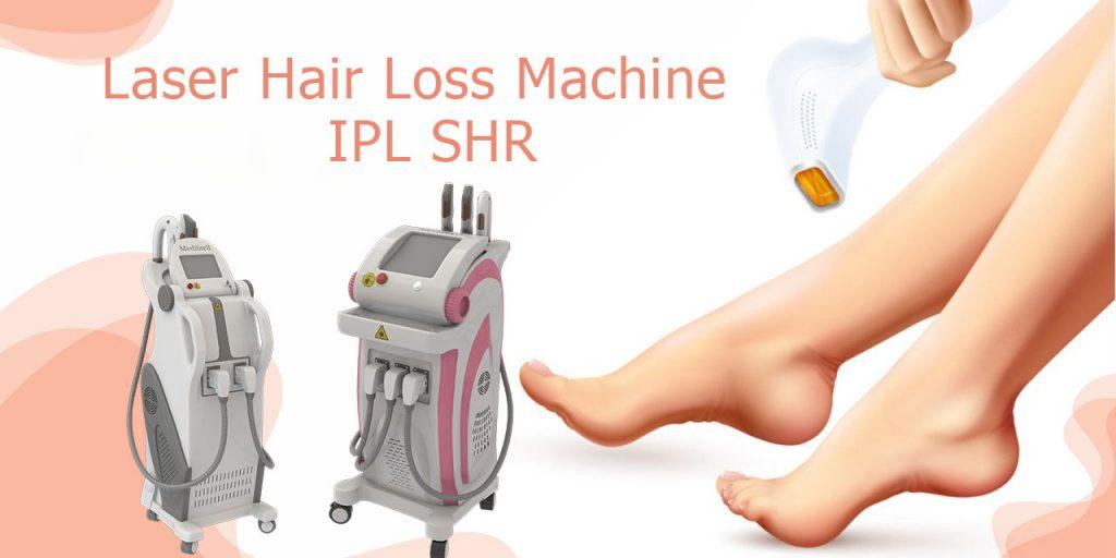 آشنایی بیشتر با دستگاه IPL SHR