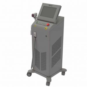 دستگاه لیزر دایود Alex – Diode با طول موج 755 – 808 نانومتر